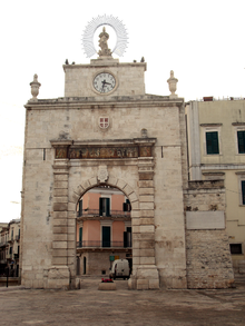 Bitonto wikipedia for B b porta baresana bitonto