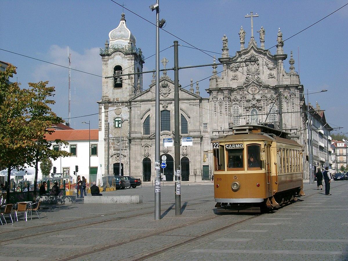 Trams in Porto - Wikipedia