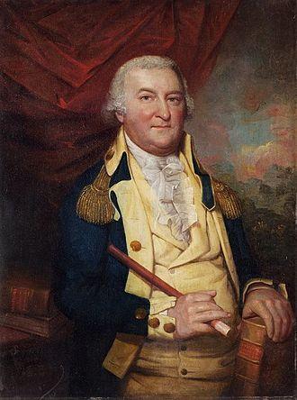 John Hoskins Stone - Image: Portrait of Governor John Hoskins Stone of Maryland by Rembrandt Peale