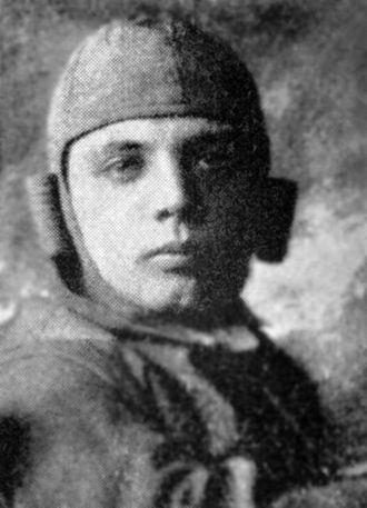 Gustav Otto - Portrait of Otto in 1910