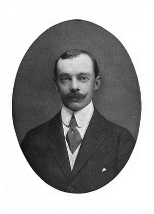 Harry Graham (poet) - Graham, c. 1904