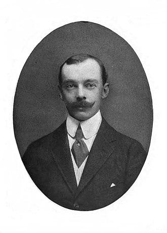 Harry Graham (poet) - Graham, c. 1904
