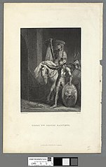 Henry Vth before Harfleur