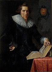 Portret van Johan Pater (1595-1642)