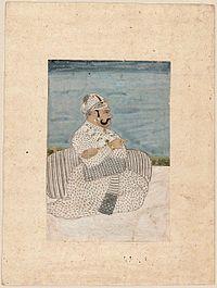 Portrait of Savai Madho Singh of Jaipur.jpeg