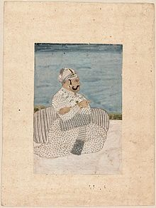 Portrait of Savai Madho Singh of Jaipur.jpeg