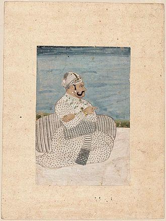 Madho Singh I - Portrait of Savai Madho Singh of Jaipur