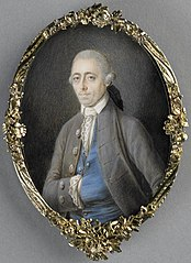 Portrait of Johannes Wesenhagen (1743-1803)