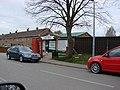 Post Office and Shop , former RAF Station, Lindholme. - geograph.org.uk - 397065.jpg