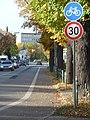 """Potsdamer Straße, kurz vor Kindertagesstätte """"Teltower Rübchen"""". - panoramio.jpg"""