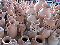 Pottery in Iran - qom فروشگاه سفال در ایران، قم 35.jpg
