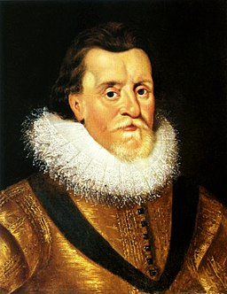 Pourbus James I Stuart