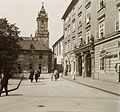 Prímás tér, szemben a régi városháza. Fortepan 92179.jpg