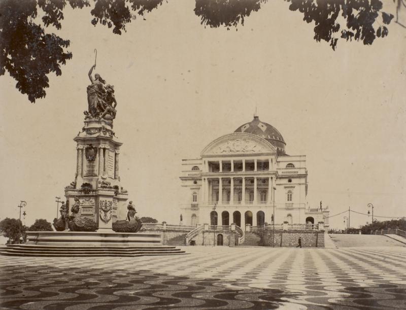 Amazon Theatre, 1906.