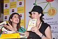 Preity Zinta launches Pooja Makhija's book 'eat. delete.' 02.jpg