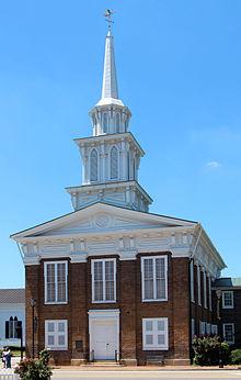 Greeneville Historic District Greeneville Tennessee Wikipedia