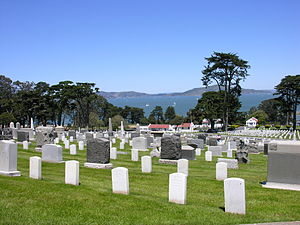 Presidio - San Francisco National Cemetery - 2.JPG