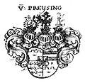 Preysing Siebmacher020 - 1703 - Freiherren.jpg
