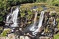 Primeira queda da Cachoeira do Tigre Preto que inicia no RS e termina em SC no Canyon Fortaleza.jpg