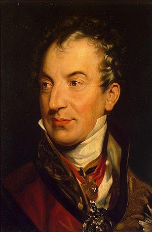 Catherine Bagration - Prince Klemens von Metternich.