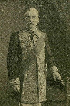 Nikolai Golitsyn - Image: Prince Nikolai D. Galitzine