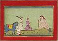 Prince Visits an Ascetic – Kedara Ragini.jpg