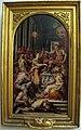Prospero fontana, disputa di s. caterina, bozzetto per pala di s.m. del barracano a bologna, 1551, 01.JPG