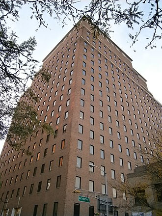 Prudential Headquarters - Image: Prudential Building Newark