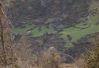 Pruno (Cilento) - Image: Pruno (di Piaggine, view)
