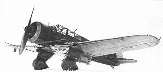 PZL.23 Karaś Polish light bomber and reconnaissance aircraft