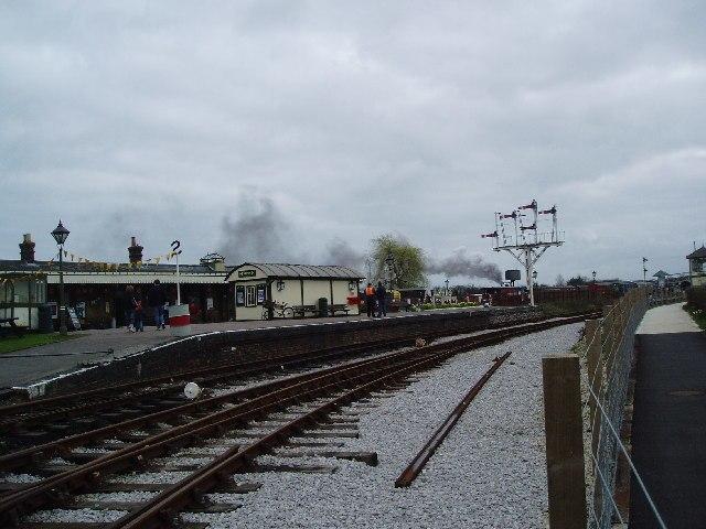 Quainton Road Station - geograph.org.uk - 18240