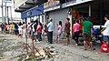 Que for ATM after Rammasun (14481046888).jpg