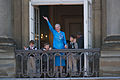Queen Margrethe II of Denmark 70th Birthday April 2010.jpg
