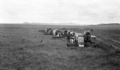 Queensland State Archives 4143 Harvesting scene J Fleglers Evanslea November 1934.png