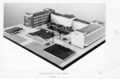Queensland State Archives 4276 Rockhampton Government Offices model 1950.png