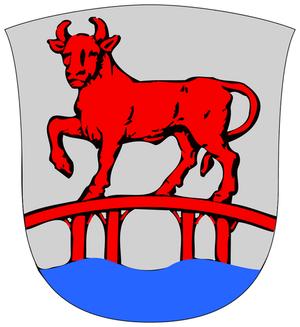 Rødovre Municipality - Image: Rødovre Kommune shield