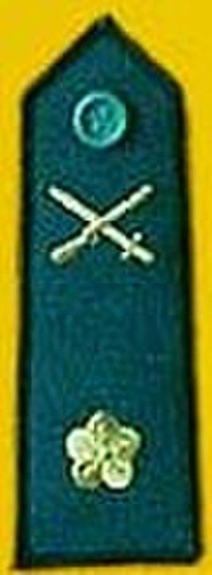 Xiao (rank) - Image: ROCA MAJ