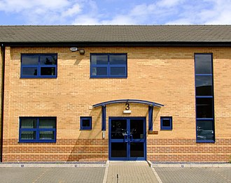 Radio Society of Great Britain - Image: RSGB HQ UK