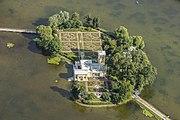 RUS-2016-Aerial-SPB-Peterhof Palace-Tsaritsyn Pavilion.jpg