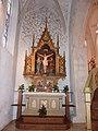 Rabenstein Pielach Pfarrkirche Kreuzaltar.jpg