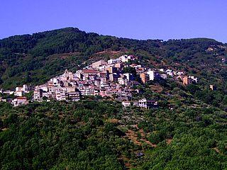 Raccuja Comune in Sicily, Italy