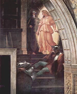 Deliverance of Saint Peter - Image: Raffael 087