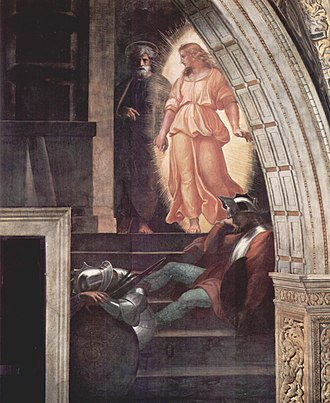 Deliverance of Saint Peter - Image: Raffael 087