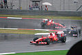 Raikkonen Buemi Massa 2009 China.jpg