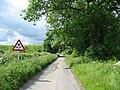 Railway bridge over lane - geograph.org.uk - 190532.jpg