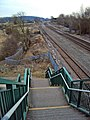 Railway near Larklands - geograph.org.uk - 1772232.jpg