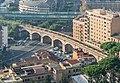 Railway viaduct between Roma San Pietro and Citta del Vaticano.jpg