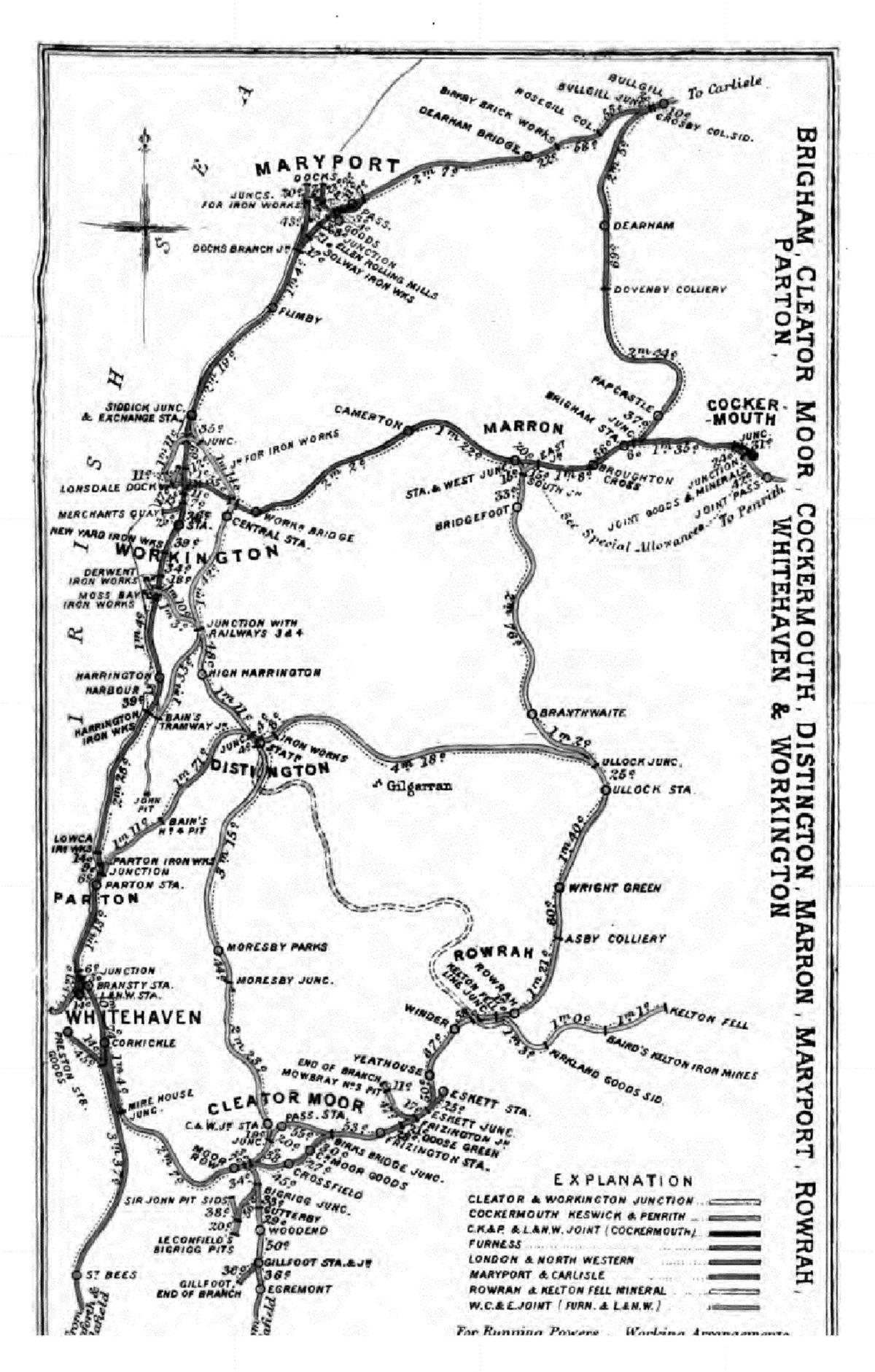 Harrington And Lowca Light Railway Wikipedia