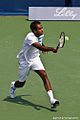 Rajeev Ram at the 2009 Indianapolis Tennis Championships 01.jpg