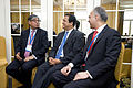 Rajive Kaul, Rana Kapoor and Suni Godhwani (Horasis Global India Business Meeting 2010).jpg